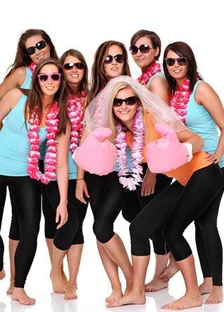 kızlar bekarlığa veda partisi