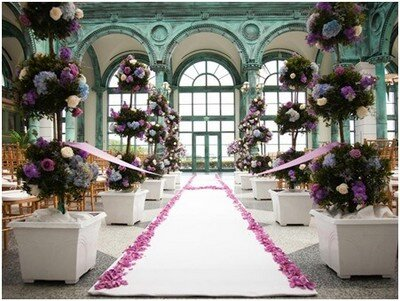 düğün çiçek dekorasyonu