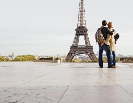 paris' te balayı