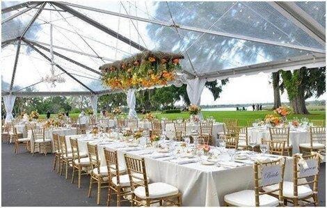 çadır düğün dekor