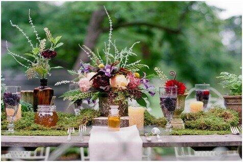doğal düğün