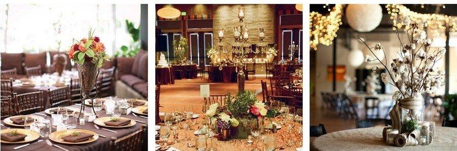 düğün dekorasyon fikirleri