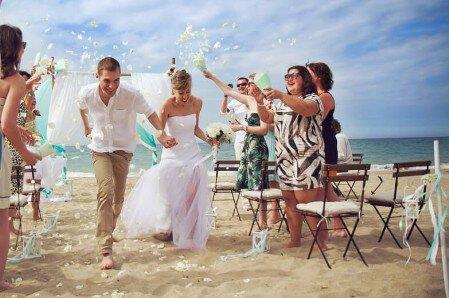 kumsal düğün konsepti