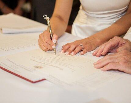 evlilik için gerekli evraklar
