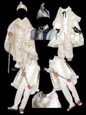 sünnet düğünü kıyafetleri