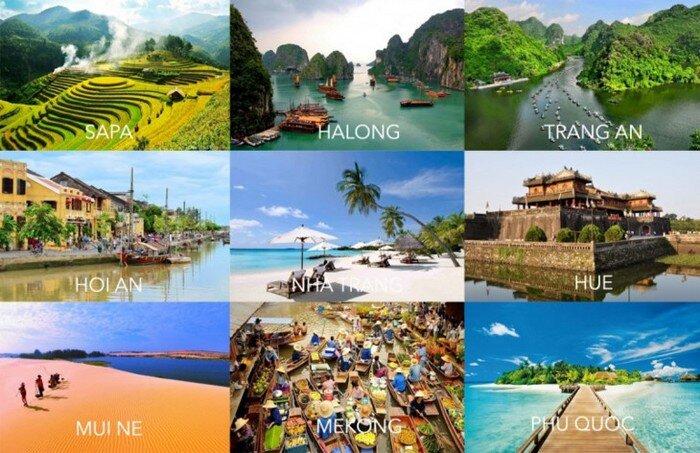 Vietnam balayı tatili